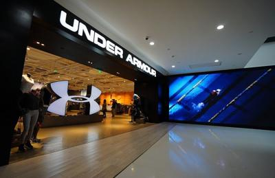 f4480ea429d Under Armour will host a grand reopening after expanding their square  footage from 10 a.m. to 4 p.m. Saturday at Allen Premium Outlets.