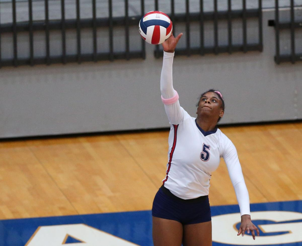 Allen VB Chloe Thomas