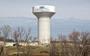 FM water tower