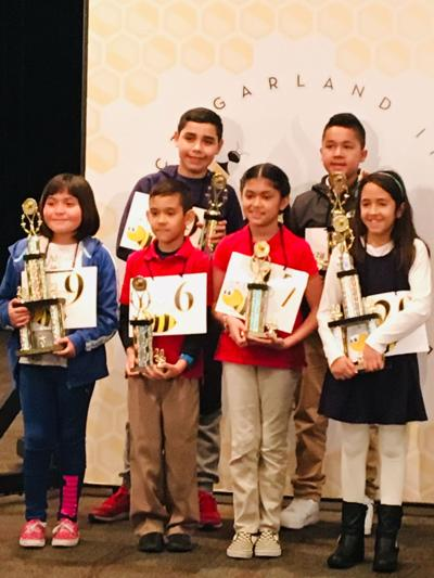 Garland ISD host Spanish Spelling Bee