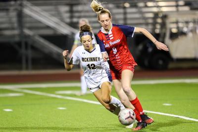 McKinney vs. Boyd girls soccer