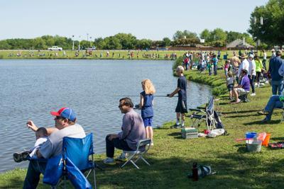 Rheudasil Park pond