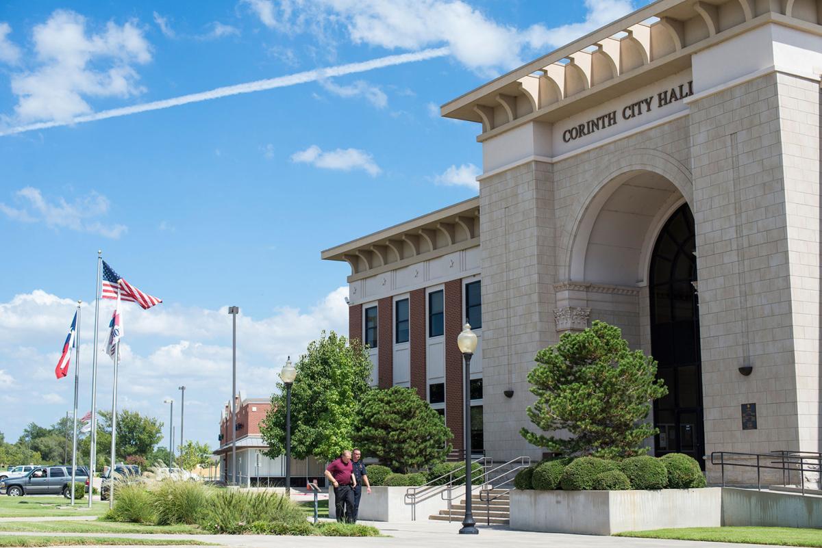 Corinth City Hall