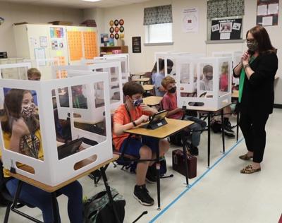 LISD classroom