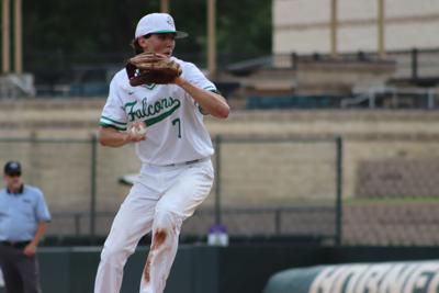 Lake Dallas Baseball's Ryan Depperschmidt