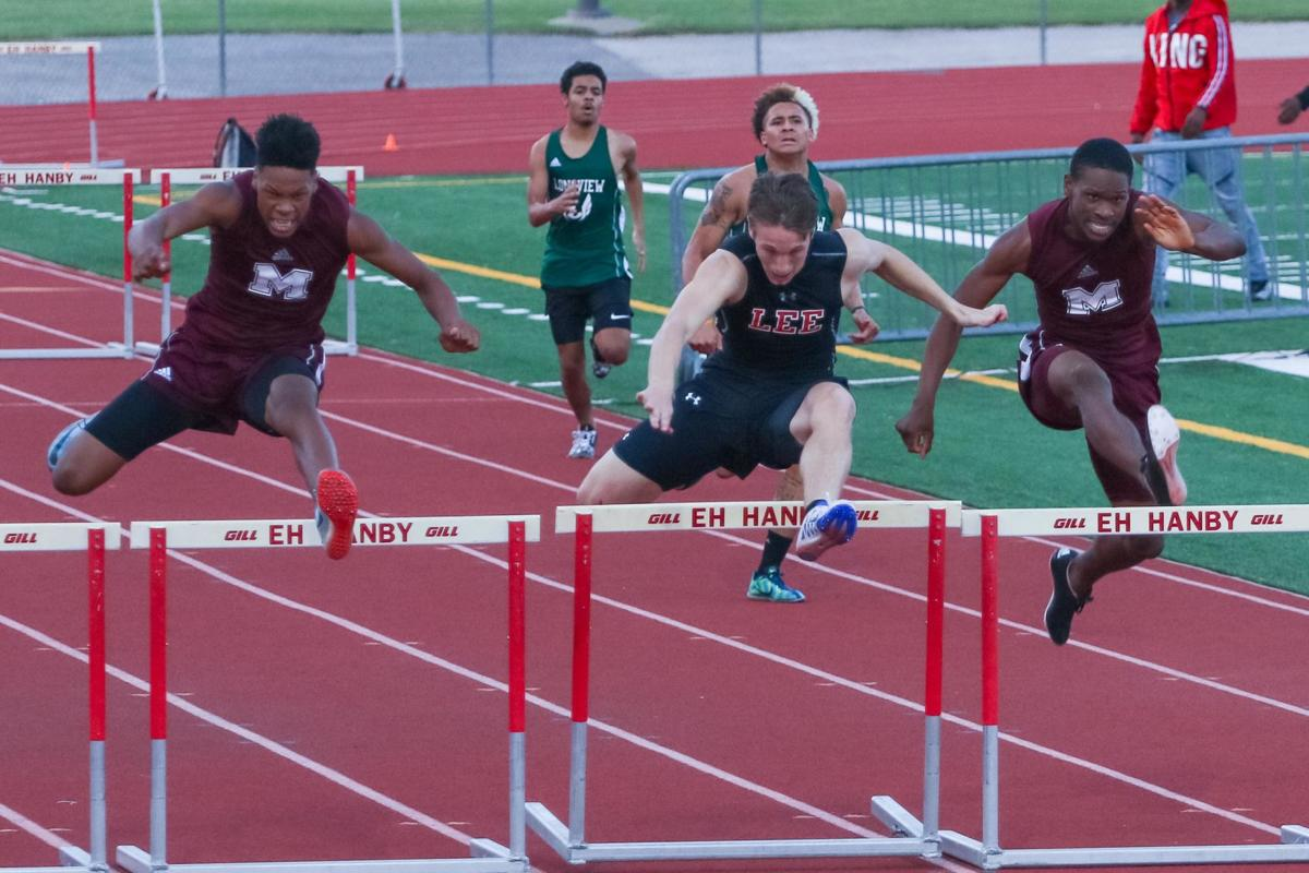 MESQUITE TRACK AND FIELD CAMERON BOGER