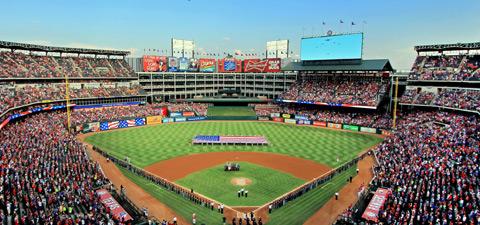 mckinney company gets naming rights to texas rangers