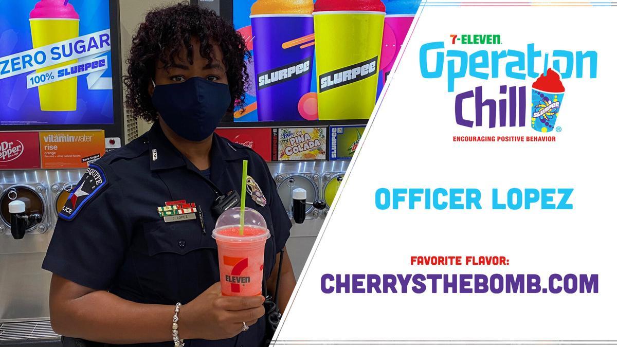 Mesquite Police Officer - Fav Flavor CherrysTheBomb - 7-Eleven Operation Big  Chill Campaign - Mesquite TX.jpg