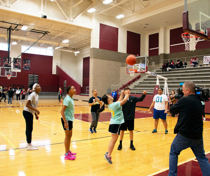 Lewisville High school to host Unified Sports Day