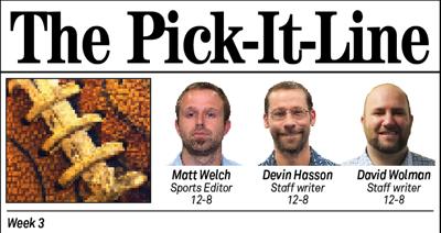 Pick-It Line Week 3 TITLE