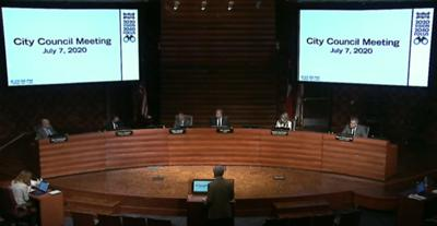 Frisco council july 7