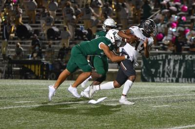 POTEET VS WEST MESQUITE FOOTBALL