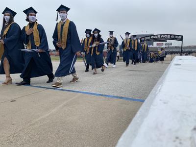 Little Elm HS graduation 2020