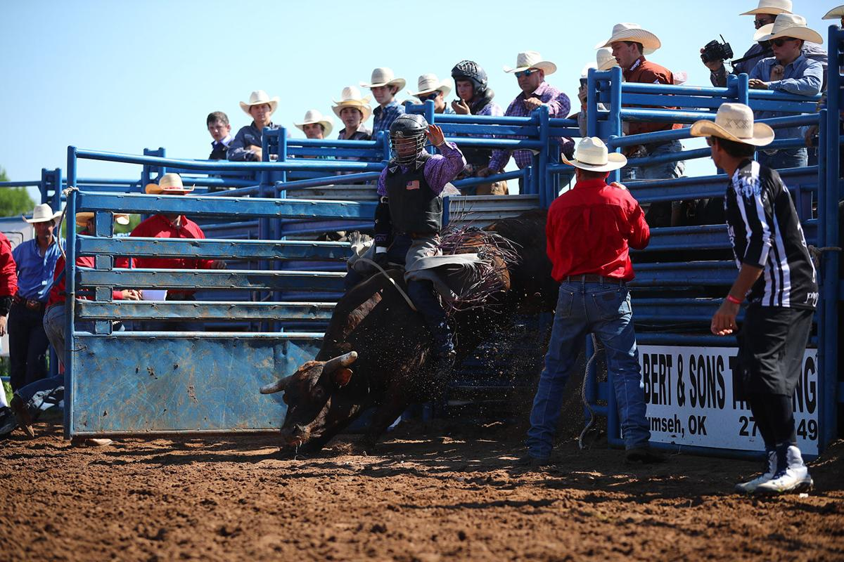 Mesquite rodeo star to compete at International Finals