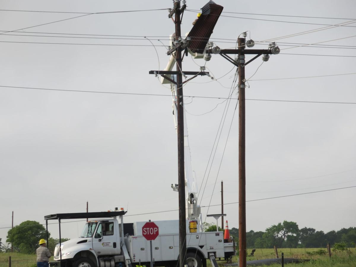 Photos From Ef 0 Tornado That Touched Down In Celina