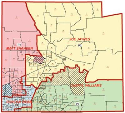 Commissioners Approve New Precinct Map Plano Star Courier