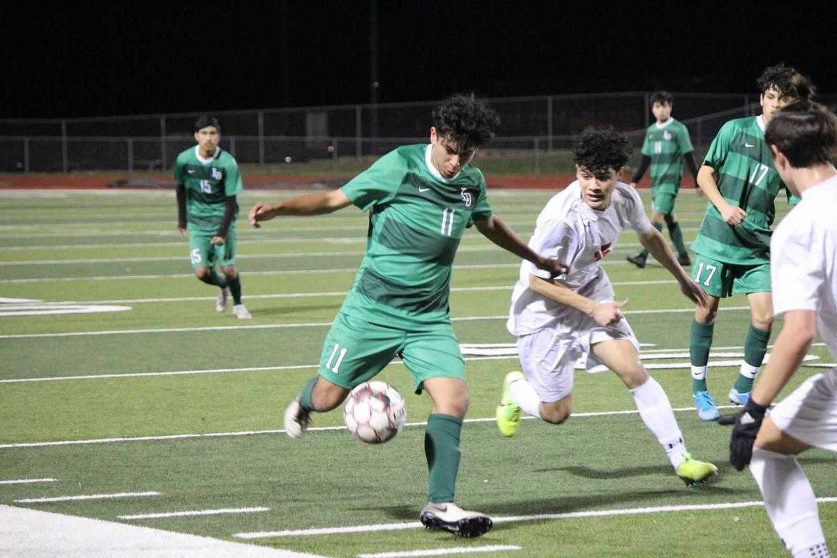 Lake Dallas Boys Soccer