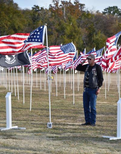 Plano Flags of Honor