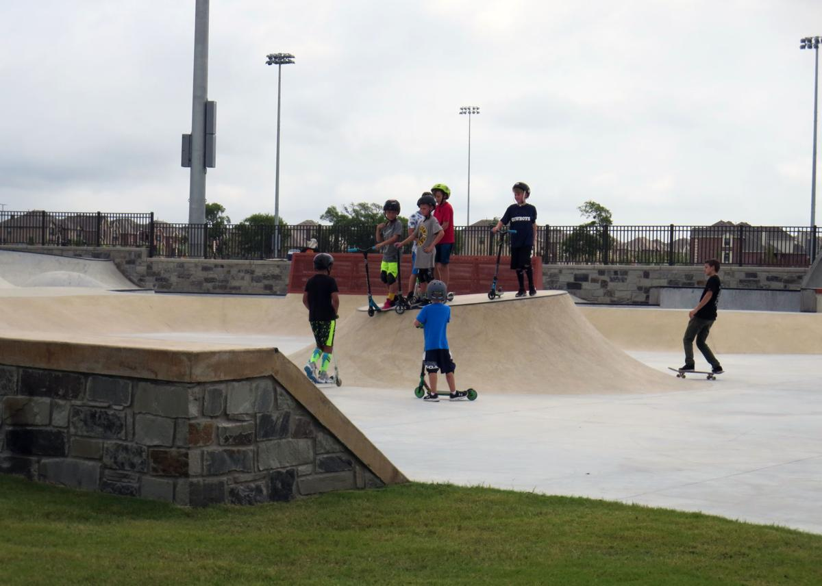 Time To Grind Frisco To Open Second Largest Skate Park In The State News Starlocalmedia Com