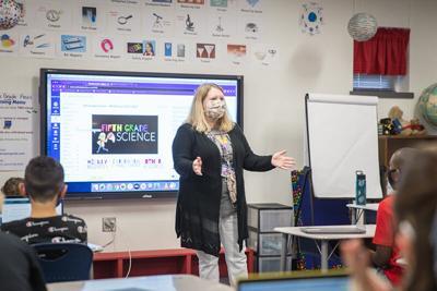 McKinney ISD teacher