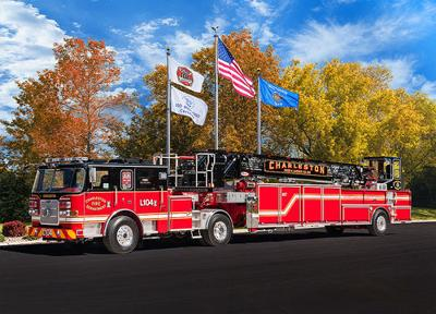 Flower Mound approves new fire truck; benefits include better accessibility, improved ISO rating
