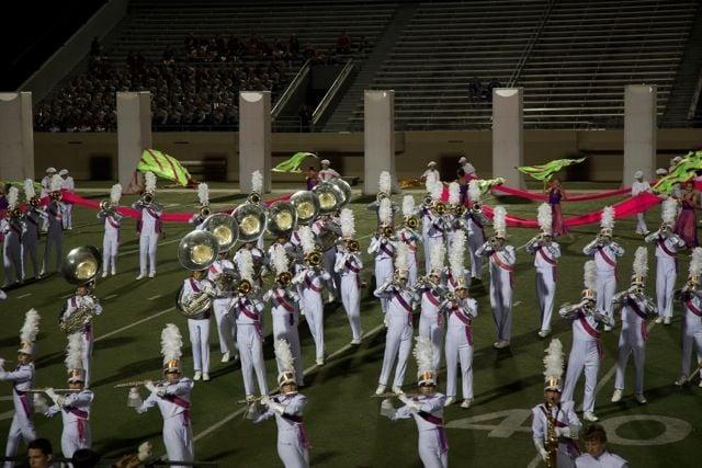 FMHS band