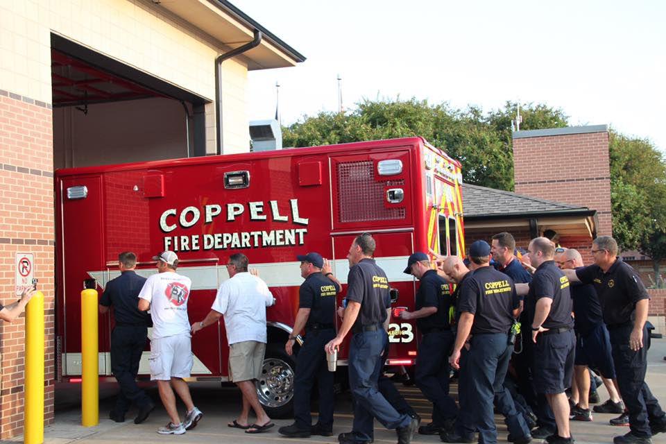 Coppell Firemen