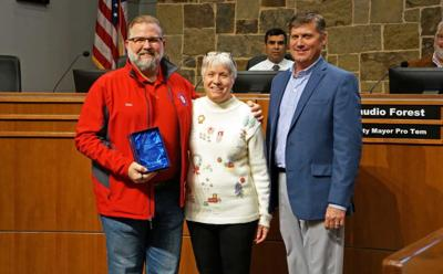 Don McDaniel award