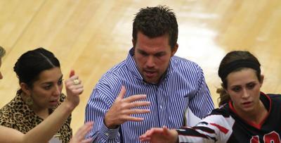 Ryan Mitchell, new Prestonwood head volleyball coach