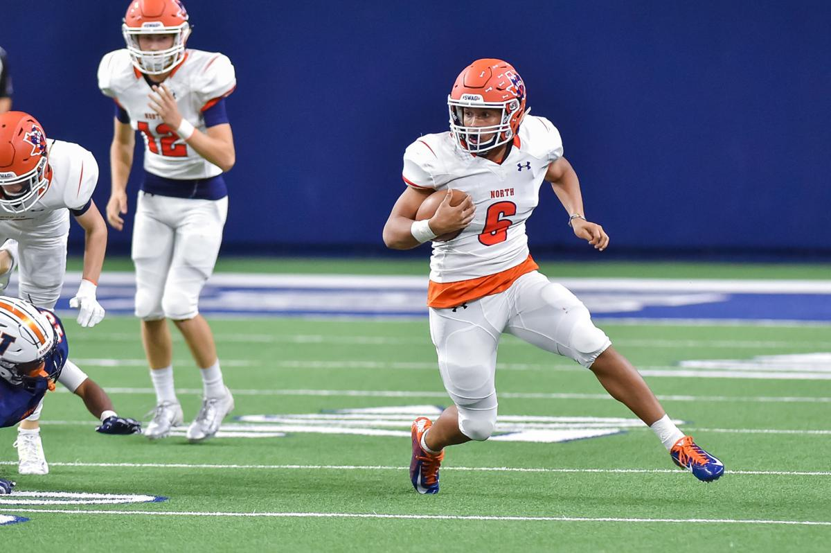 North's Fincher on a mission in 2019