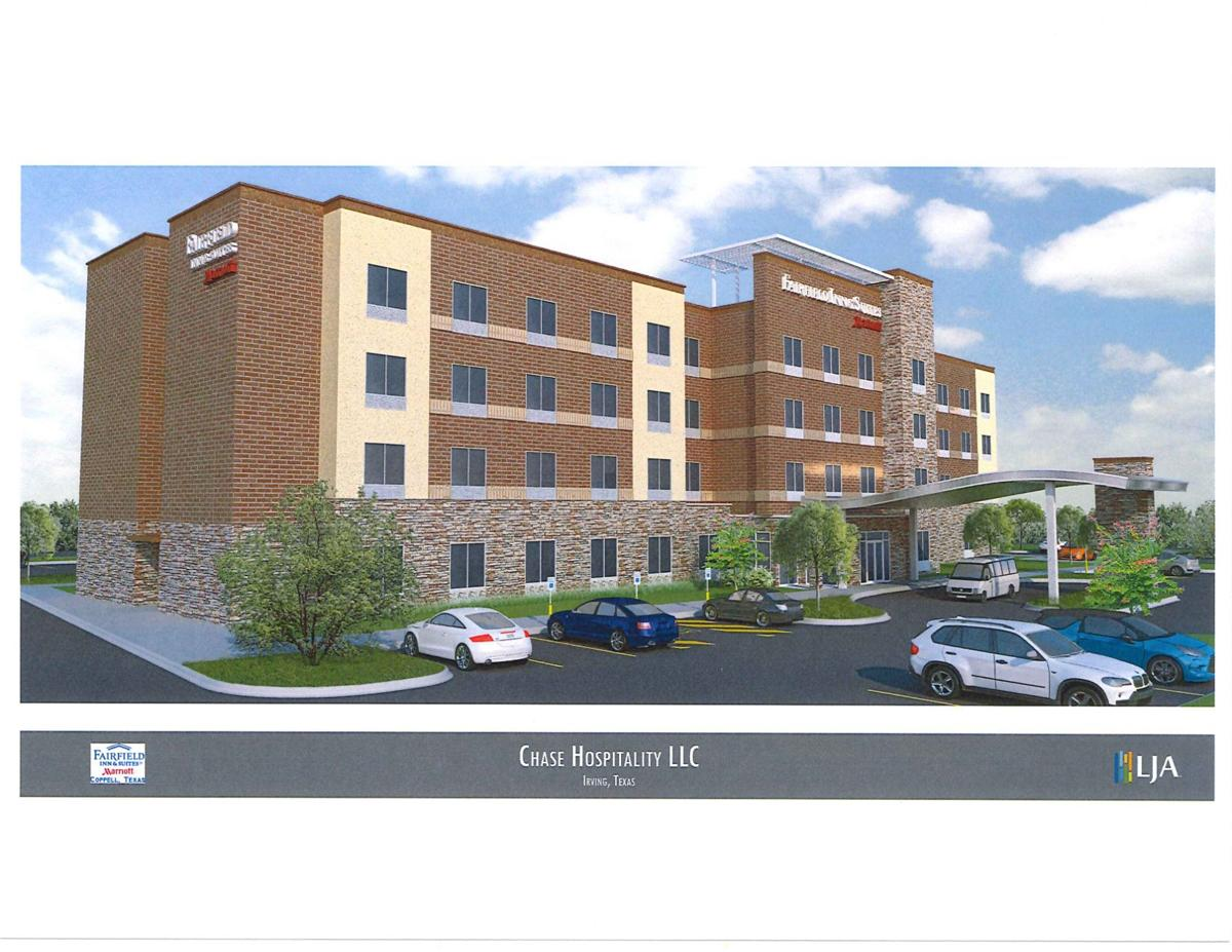 New Hotel In Coppell