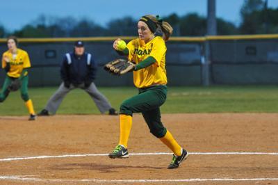 Newman Smith softball