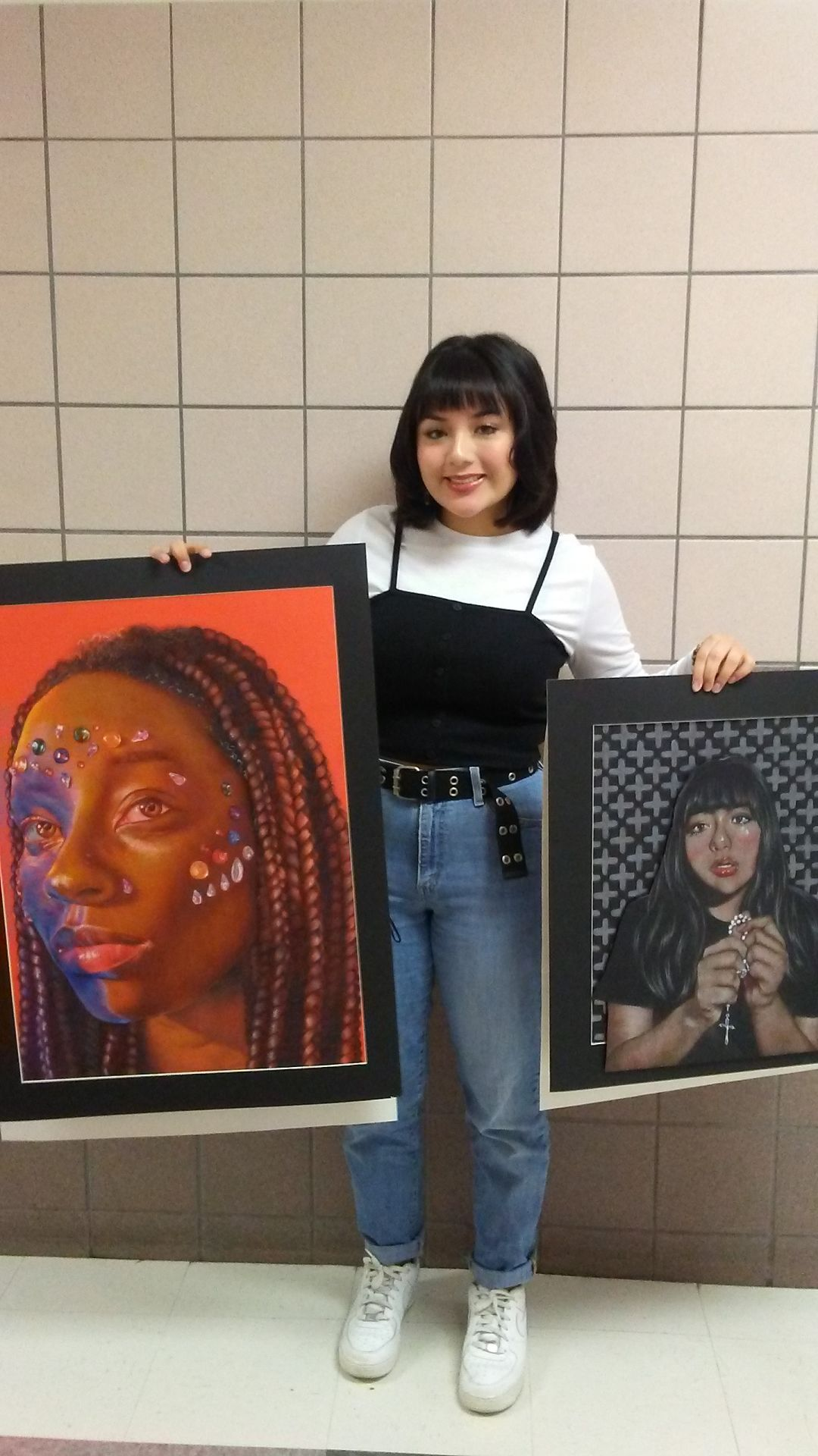 Rowlett High School sends 47 artworks to state