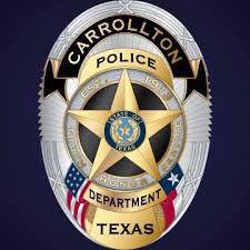 Carrollton Police Patch