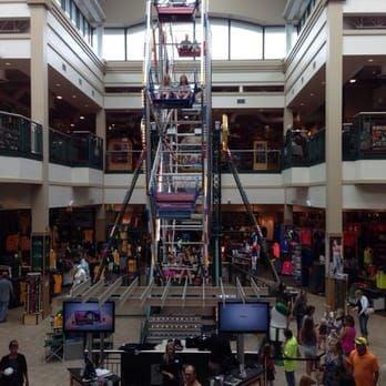 Gear  Passion  Sports:' Massive Scheels sporting goods store