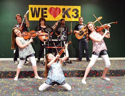 It's a family affair: Sunnyvale bands liven up Labor Day with free concert