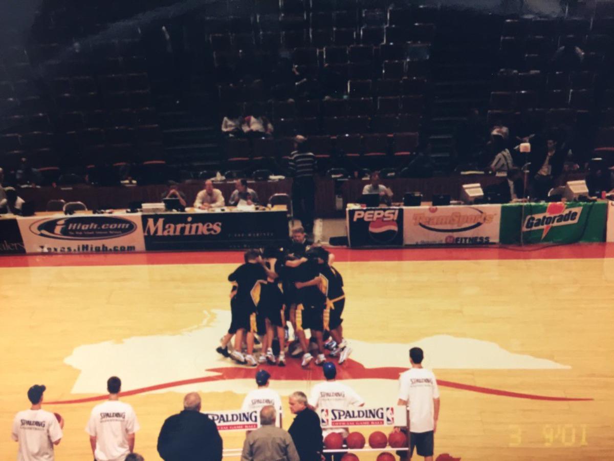 2001 The Colony Boys Basketball