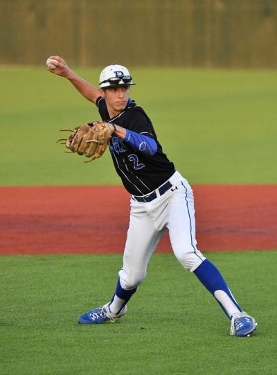 Plano West Baseball's Chase Spencer