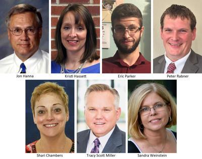 LISD board candidates
