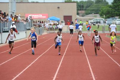 TAAF TRACK AND FIELD