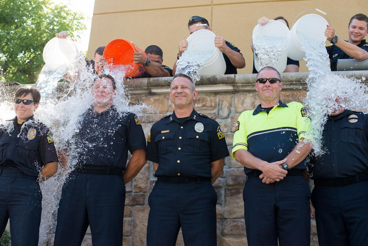 FMPD Accepts Ice Bucket Challenge