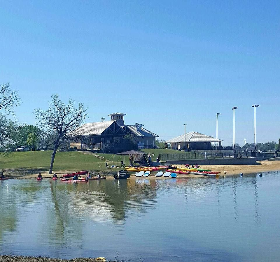 Kayaks Are Available To For 20 An Hour At Little Elm Park Each Additional Is Extra 10