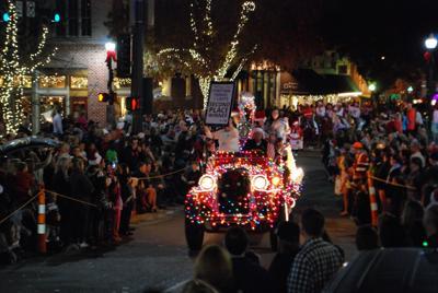 Downtown Christmas McKinney