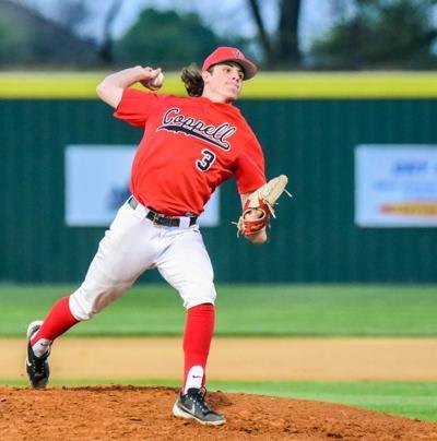 Tim Malone Coppell baseball