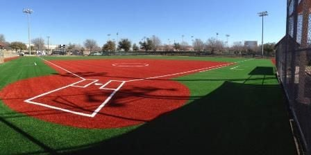 College Station Ford >> Allen Station Park baseball fields to be reconstructed ...