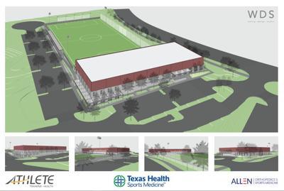Allen Sports Texas Health