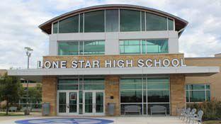 Lone Star High School campus