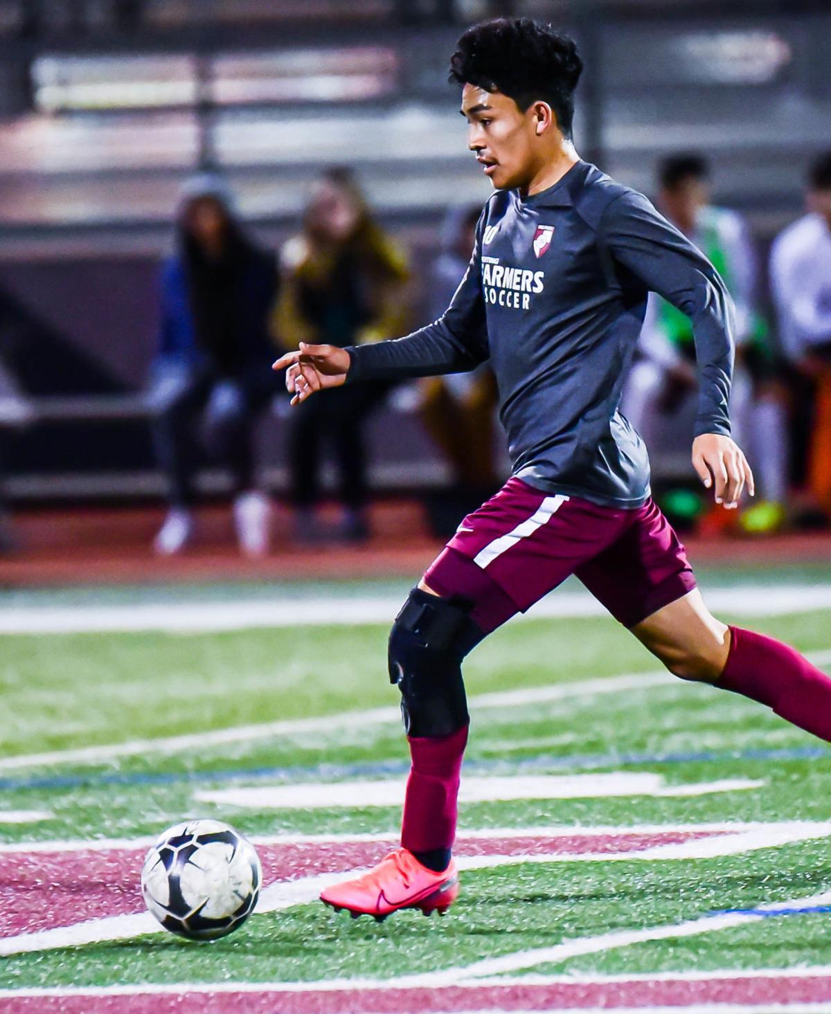 Lewisville Soccer Fernando Gonzalez