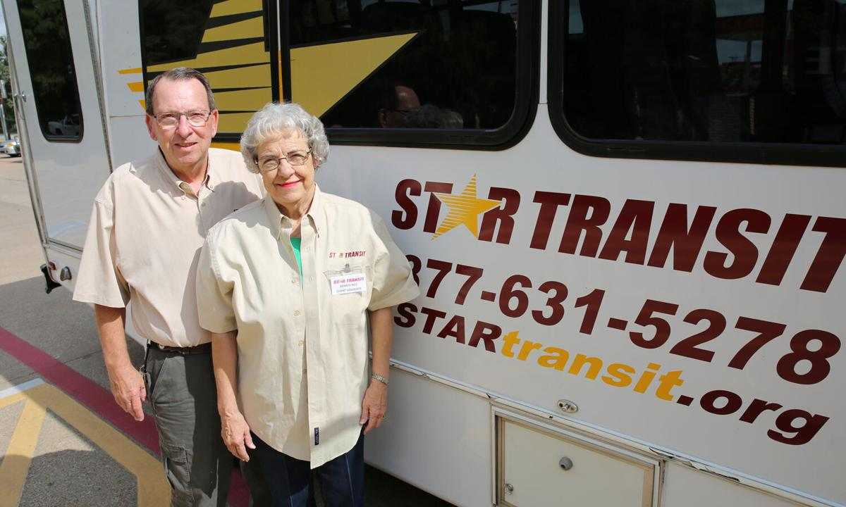 Mesquite City Council gets briefed on STAR Transit services