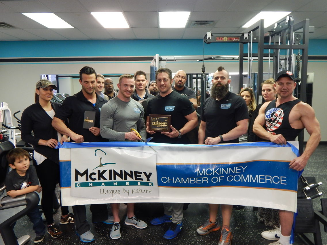 McKinney Chamber Empire Fitness